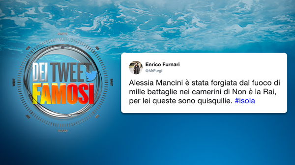 #DeiTweetFamosi - seconda puntata
