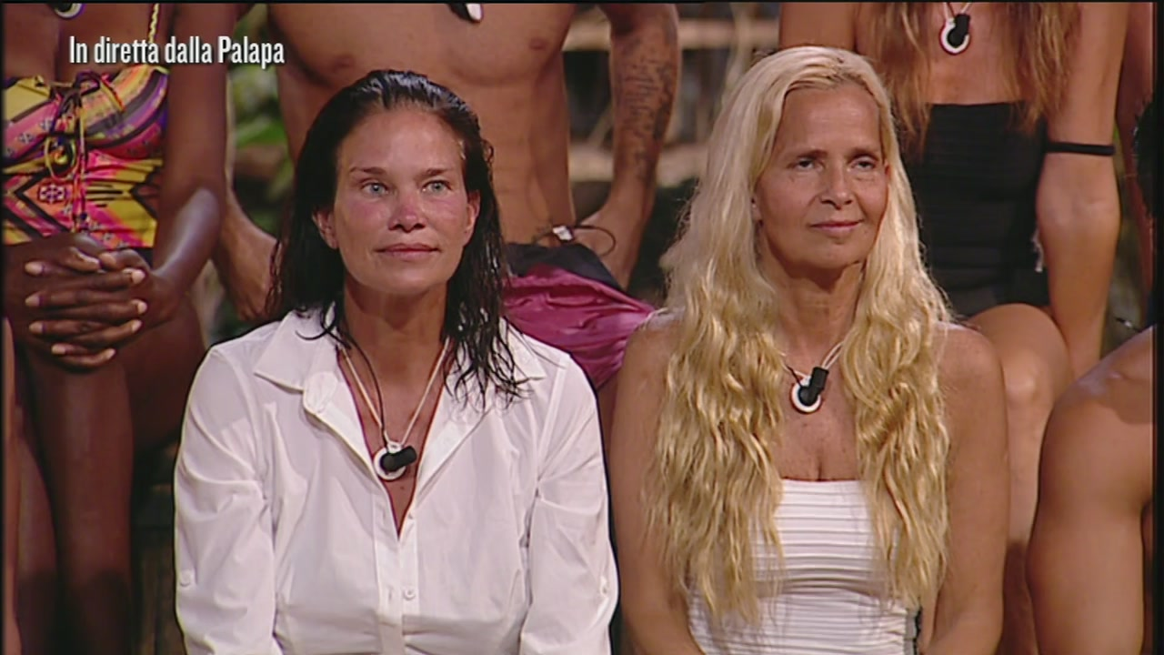 Demetra e Grecia sono in nomination