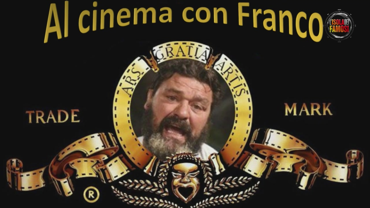Al cinema con Franco